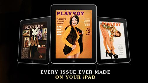 Playboy per iPad