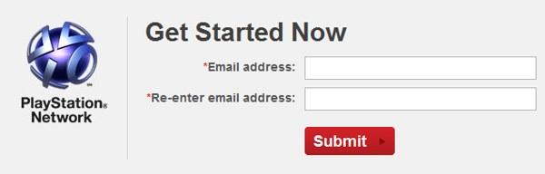 PSN, modulo di accesso al programma All Clear ID Plus
