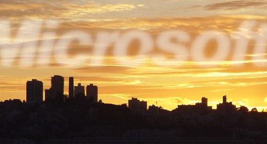 Microsoft a San Francisco