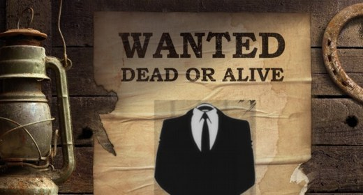 Anonymous Wanted