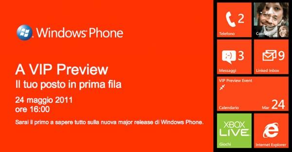 Evento Windows Phone