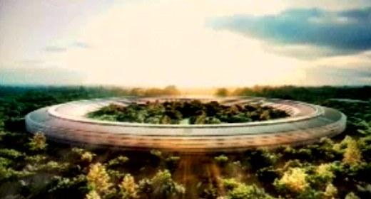 Il futuro campus Apple