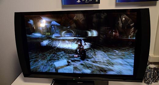 Display 3D Sony per PS3