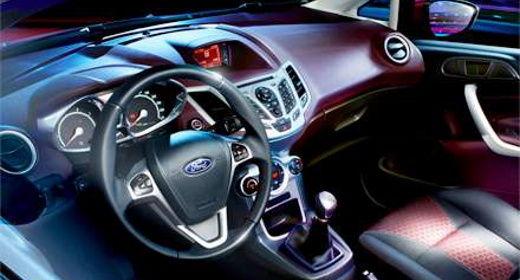 Ford Fiesta con SYNC AppLink