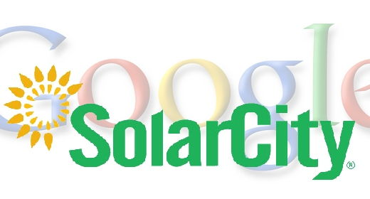 Google & SolarCity