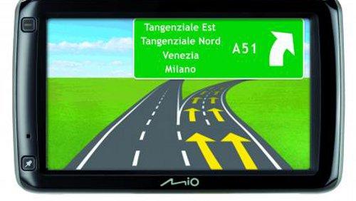 Navigatori Mio Technology