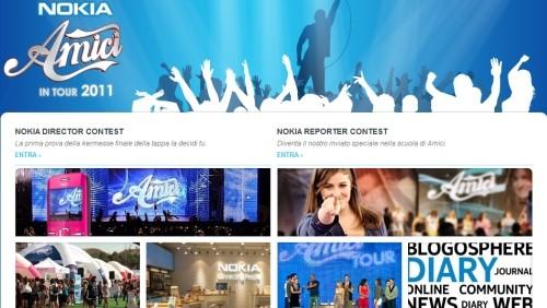 Nokia Amici Tour 2011