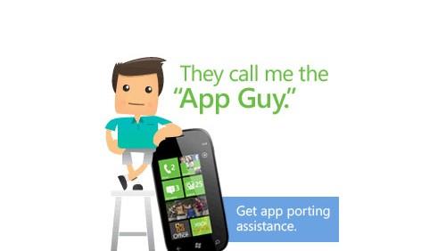 WP7 App Guy