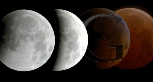 Eclissi di Luna, in diretta su YouTube