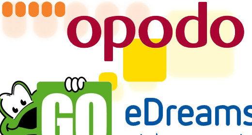 eDreams, Opodo e Go Voyage