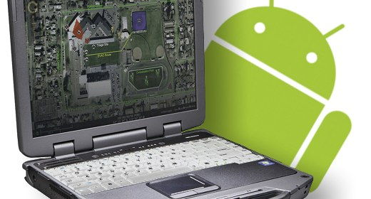General Dynamics Itronix e Android