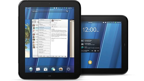webOS su HP TouchPad