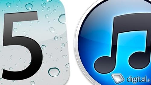 iOS 5 e iTunes 10.5 beta 2