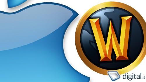 World of Warcraft su iOS