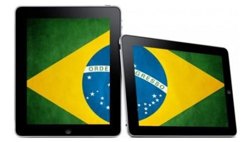 iPad in Brasile