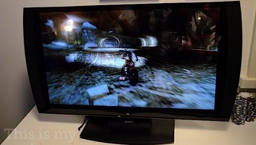 PlayStation schermo 3D