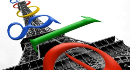 Google e Tour Eiffel