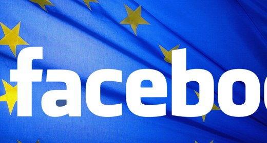 Facebook e Unione Europea