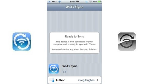 WiFi Sync