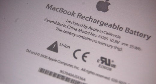 Batteria Macbook