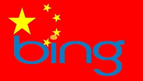 Bing Baidu Cina