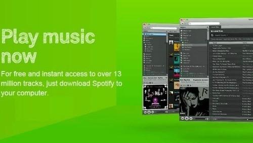 Spotify sbarca negli USA