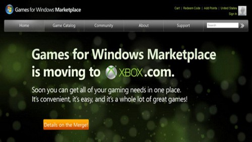Games for Windows su Xbox