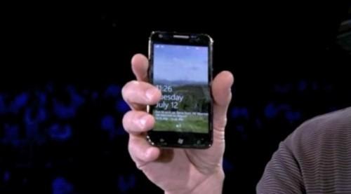 Samsung WP7