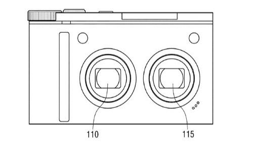 Samsung doppia lente