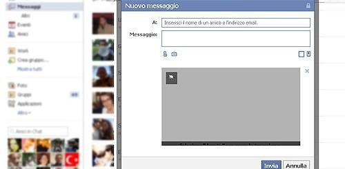 Video e webcam su Facebook