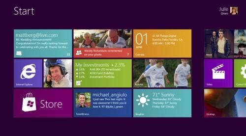 Windows 8 pre-beta