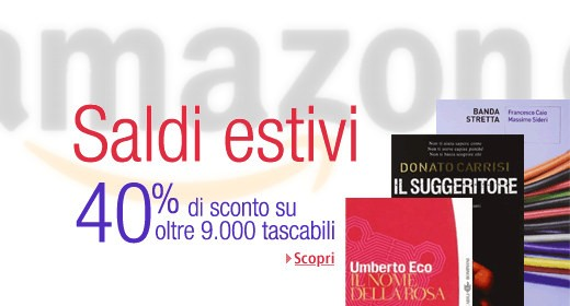 I saldi estivi di Amazon.it