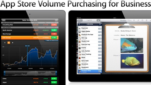 App Store Volume Purchasing for Business