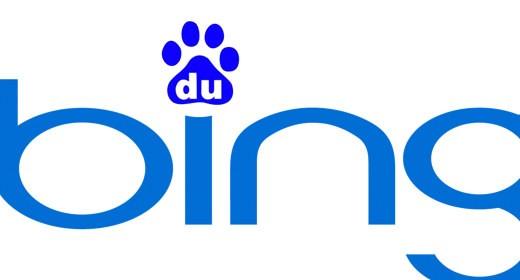 Bing e Baidu