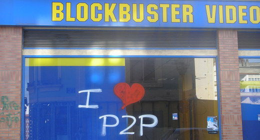 Blockbuster P2P