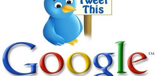 Google e Twitter