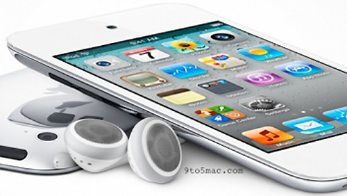 iPod touch bianco