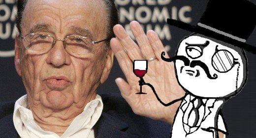 Rupert Murdoch e LulzSec