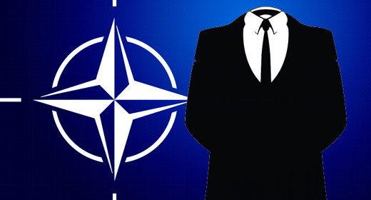 Anonymous e NATO