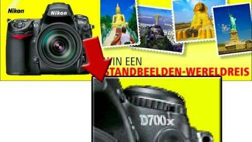 La Nikon D700x anticipata da un sito olandese