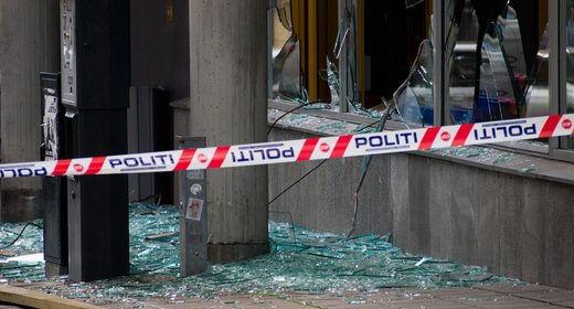 Bomba ad Oslo