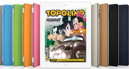 Topolino su iPad