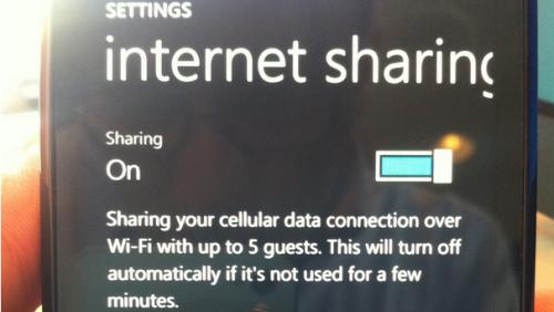 ICS su Windows Phone Mango