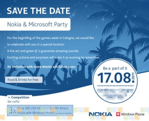 Microsoft&Nokia Party