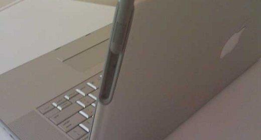 Prototipo MacBook Pro 3G