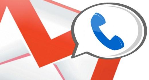 Telefonare con Gmail