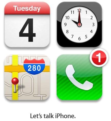 Evento Apple, 4 ottobre 2011