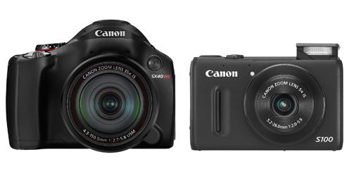 Canon PowerShot SX40 HS_S100