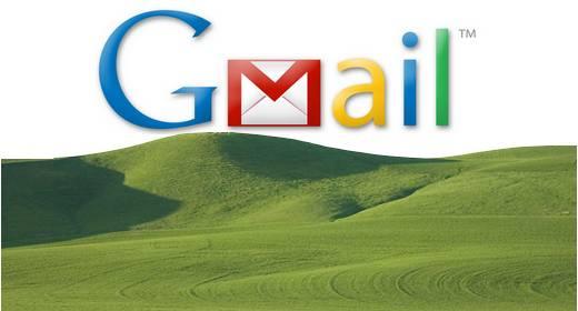 Gmail verde