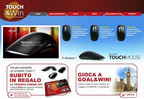 Microsoft Touch&Win